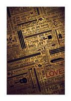 Typography Love by Niikitoo