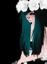 Flower Crown by oODeathlyDesireOo