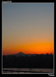Mt.fuji20181021 by lycanthrope-bata