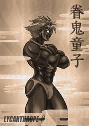 Faithful Boy Guardian by lycanthrope-bata