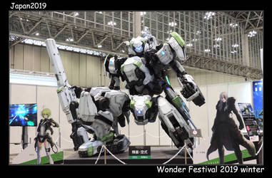 Wonder Festival 2019a by lycanthrope-bata