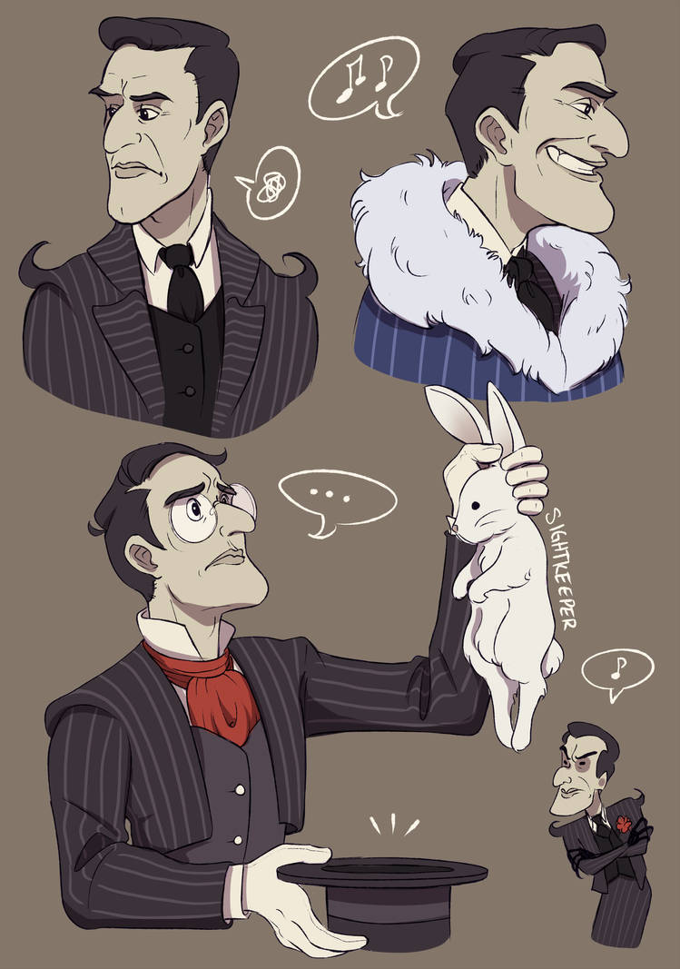 Maxwell Doodles by GarrulousGibberish