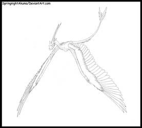 Springnight Diver Concept -UnColored- by SpringnightAkuma