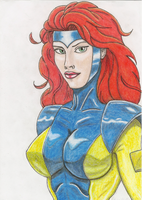 Jean Grey by herofan135
