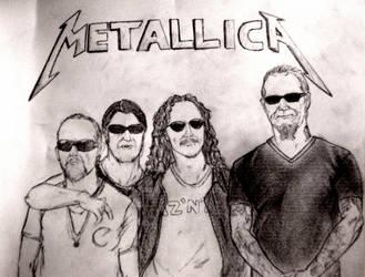 Metallica by sozey