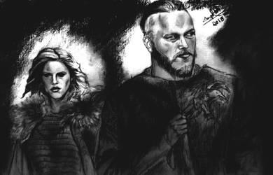 Vikings by sozey