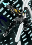 Commander Cody by MatoroTBS