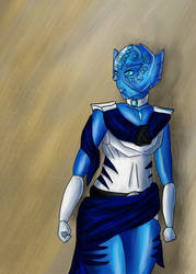 Crystallogist of Odina II by MatoroTBS