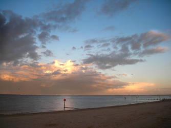 Sunset by b0ules