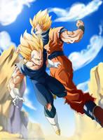 Best Fights by Sanoo32