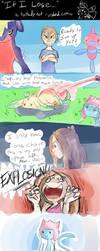 Comic - If I lose... by mmishee