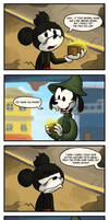 Comic - Epic Mickey pt 2 by mmishee