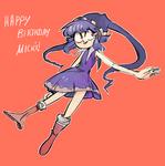 Late Happy Birthday to Micki ! by Toushiirou