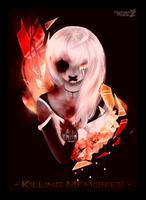 -Killing Memories- [SPEEDPAINT] by EdhelSen