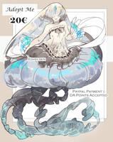 Mermaid adopt III | CLOSED by EdhelSen
