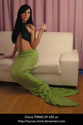 Vain Mermaid 1 by syccas-stock