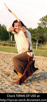 Hungarian Archer 20 by syccas-stock