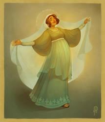 Mary by fabiolagarza