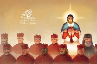 A Boy Who Became Pope: Do You Love Me? by fabiolagarza