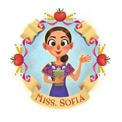 Miss. Sofia by fabiolagarza