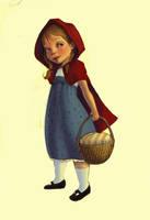 Little Red Riding Hood by fabiolagarza