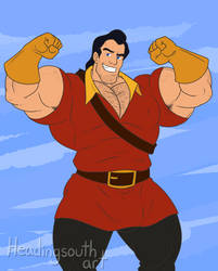 Gaston by headingsouth