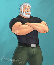 Reinhardt by headingsouth