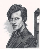 Doctor Who by Lavender-Crayon