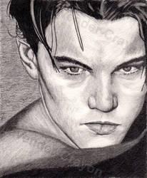 Leonardo DiCaprio by Lavender-Crayon