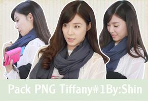 Pack PNG Tiffany#1By:Shin by Shin58
