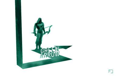 Green Arrow by fedelacelli