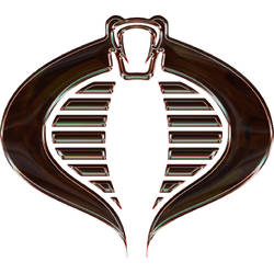 Cobra Commander PRINT by K-liss