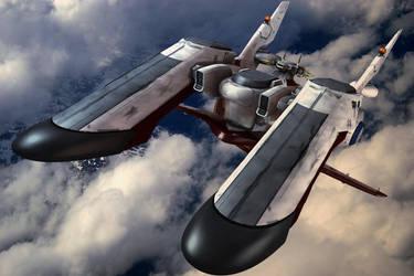 Gundam Seed: Archangel by sandrum