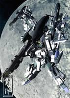 Full Armor ZZ- Sentinel ver by sandrum