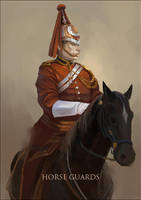 Horse Guard Watson by godforget