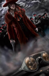 Alucard by Doomsplosion