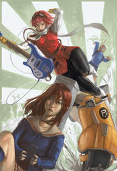 FLCL Redux by Doomsplosion