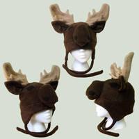 Moose Hat by fabricninja