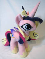 Princess Cadance plush by fabricninja