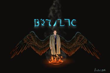 Castiel, Angel of the Lord by RivenTear