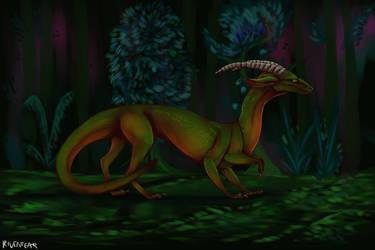 Fluorescence by RivenTear