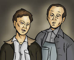 Of Mice And Men by indecisivepancake