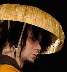 A japanese  sandogasa. by shufunokutomo