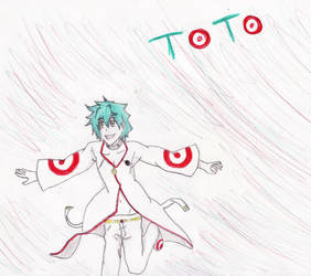 Toto by redlotus28