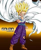 GOHAN by PhazeN1