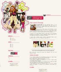 Kiki's designer by aditachan