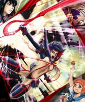 O-Ne: Ryuko (Kill la Kill) by Ayatonas