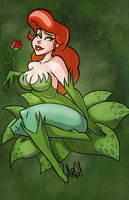 Poison Ivy by IAMARG