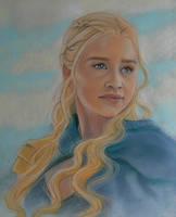 Daenerys Targaryen by SChappell