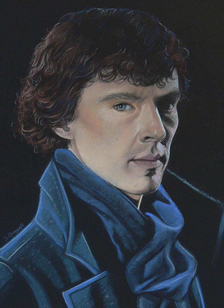 Sherlock by SChappell